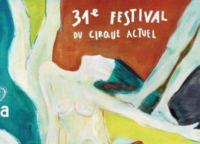 Affiche du festival Circa